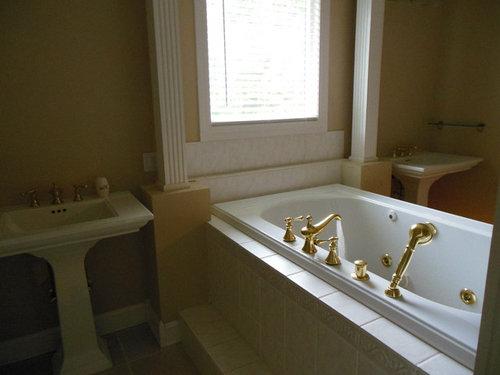 I want remodel my master bath
