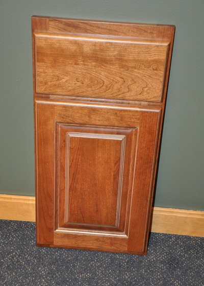 By Ventana Construction LLC. Ventana Construction LLC. Partial Overlay Cabinet  Doors. Part 37
