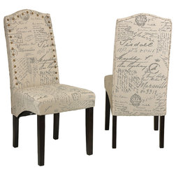 Contemporary Dining Chairs by Cortesi Home