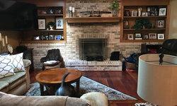 Whispering Hills Drive Family Room