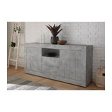 Urbino 2 door 2 drawer sideboard