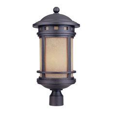 "Designers Fountain 2396-AM-ORB 11"" Post Lantern"
