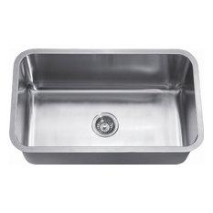 DAWN - Dawn Undermount stainless steel sink ASU106 - Kitchen Sinks