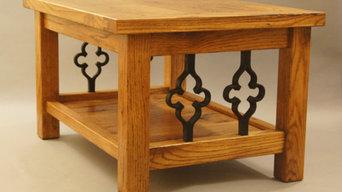 Reclaimed Solid Oak Coffee Tables