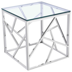 Contemporary Side Tables And End Tables by Home Gear