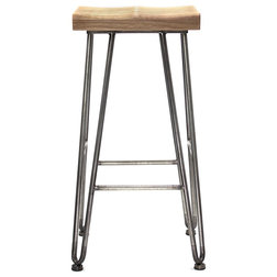 Industrial Bar Stools And Counter Stools by American Art Decor, Inc.