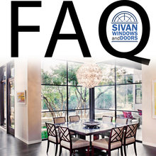 FAQ - by sivan windows
