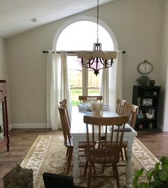 How To Decorate Around Arched Windows And Doors