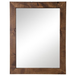 Rustic Bathroom Mirrors by Drakestone Designs