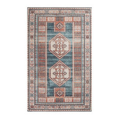 """Unbelievable Mats 100% Polyester Woven Print Mat with Non-Skid Backing, 20""""x32"""""""