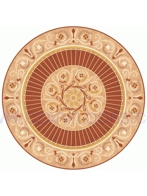 Wood medallions collection for Wood floor medallions