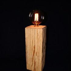rustikale stehlampen stehleuchten standleuchten houzz. Black Bedroom Furniture Sets. Home Design Ideas