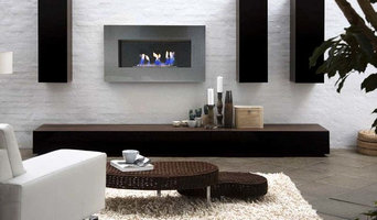 Chimenea Bioetanol pared CULTURE