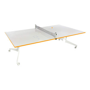 NOMAD Sport Conference Table Mobile Marker Board Ping Pong Table