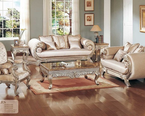 Traditional Living Room Furniture - Sofas - Traditional Living Room Furniture