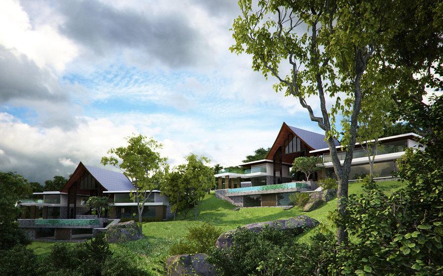Cape Amarin,Phuket -External