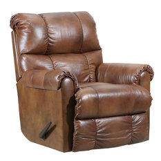 Yuly Rocker Recliner - Soft Touch Chaps