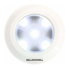 Bell + Howell Power Remote Super Bright High Performance Mini LED Lights, 3 Pack
