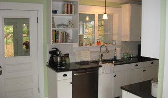 Shaker Kitchen Galley style