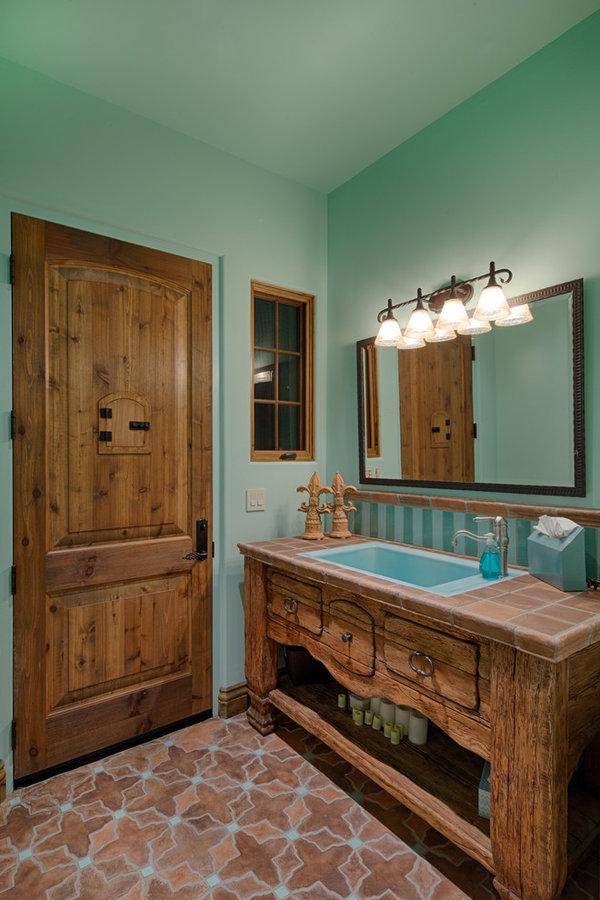 Bathrooms by Argue Custom Homes