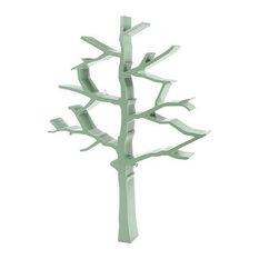 Tree Bookcase, Sage Green