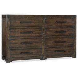 Rustic Dressers by Hooker Furniture
