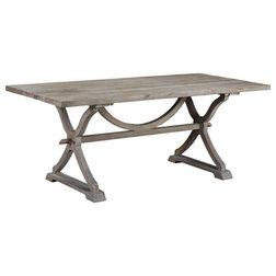 Farmhouse Dining Tables by Boraam Industries, Inc.