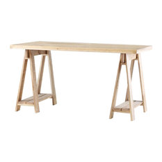 Nordic Trestle Dining Table