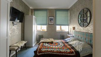 Квартира в винтажном стиле у Мариинского театра