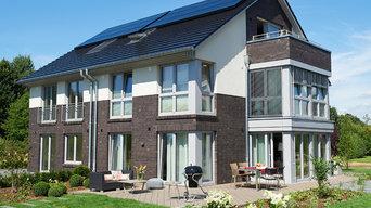 Wohnidee-Haus 2013 mit Produkten von Villeroy & Boch
