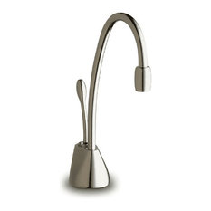 InSinkErator Indulge Contemporary Hot Only Faucet, Polished Nickel