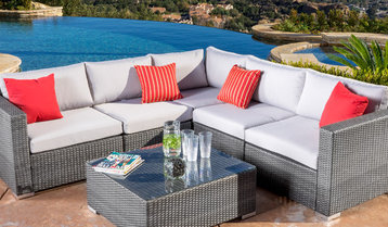 Merveilleux Outdoor Lounge Furniture With Free Shipping