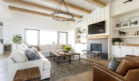 New This Week: 5 Relaxing Living Rooms