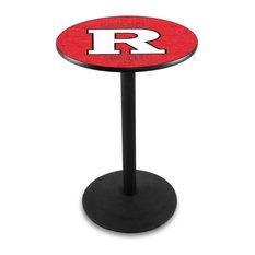 Rutgers Pub Table 28-inchx42-inch by Holland Bar Stool Company