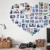 DIY : Former un cœur pour exposer ses photos au mur, mode d