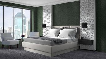 Texture Wallpaper Installation