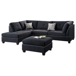 Contemporary Sectional Sofas by Infini Furnishings