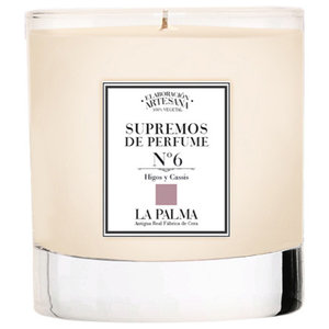 Figs and Wild Black Currant Scented Candle