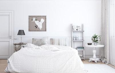 Color en el dormitorio: Cómo el gris puede hacer tu cuarto más luminoso