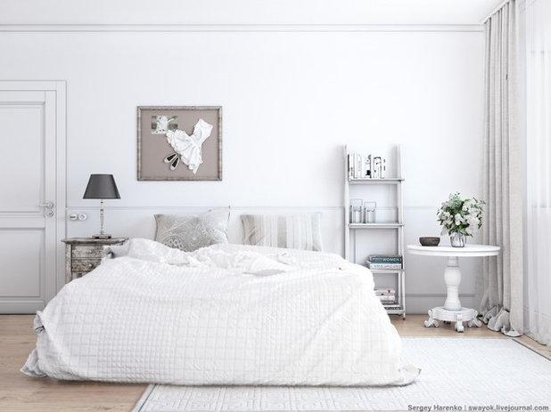 Color en el dormitorio c mo el gris puede hacer tu cuarto for Cuarto gris con blanco
