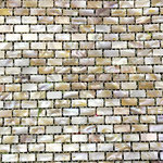 CHOIS - Lot 12P B03S Mother Of Pearl Shell Backsplash Tiles Mosaic Tile Home Wall Decor - Note: If you have any concerns that these tiles will not be suitable for your particular application,please buy a sample first to make sure.
