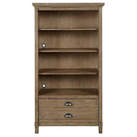 Driftwood Park Bookcase, Sunflower Seed
