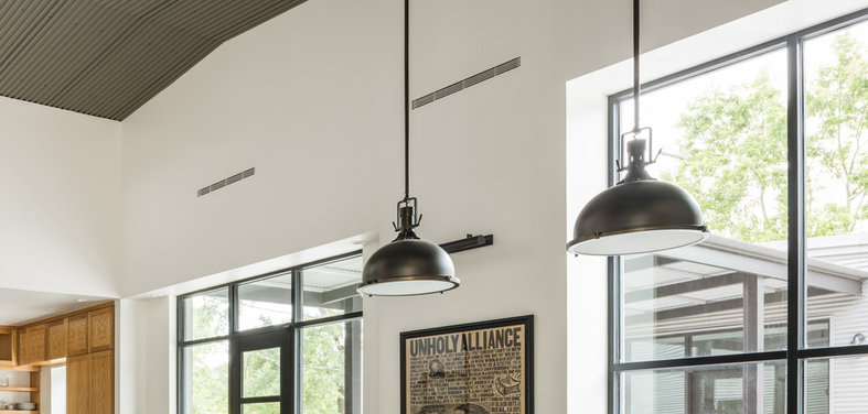 industrial lighting for every room - Home Design Lighting