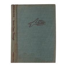 """1943 """"First Edition, Seven Came Through"""" by Captain Edward V. Rickenbacker"""