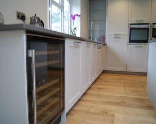 Hacker Systemat Kitchen Grey Lacquer