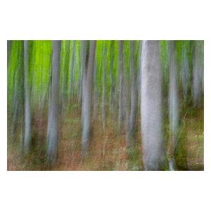 """""""Vertical Movement"""" Photo Print, Canvas, 40x60 cm"""