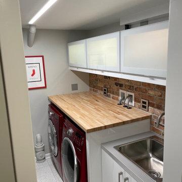 Laundry Renovation
