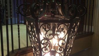 Hall Light Fixture