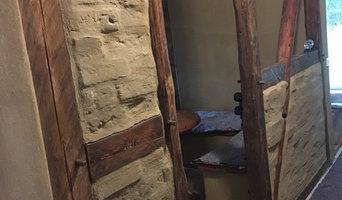 Rustikaler Lehmbau