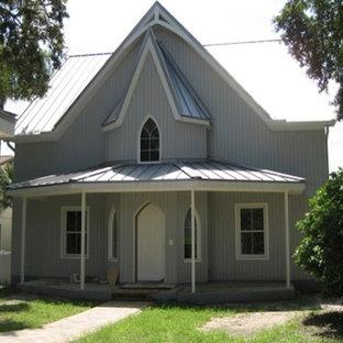 Exterior Blue Gray Houzz